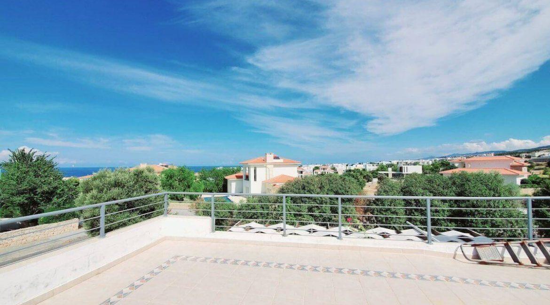Esentepe Beachfront Exclusive Golf Villa 4 Bed - North Cyprus Property 11