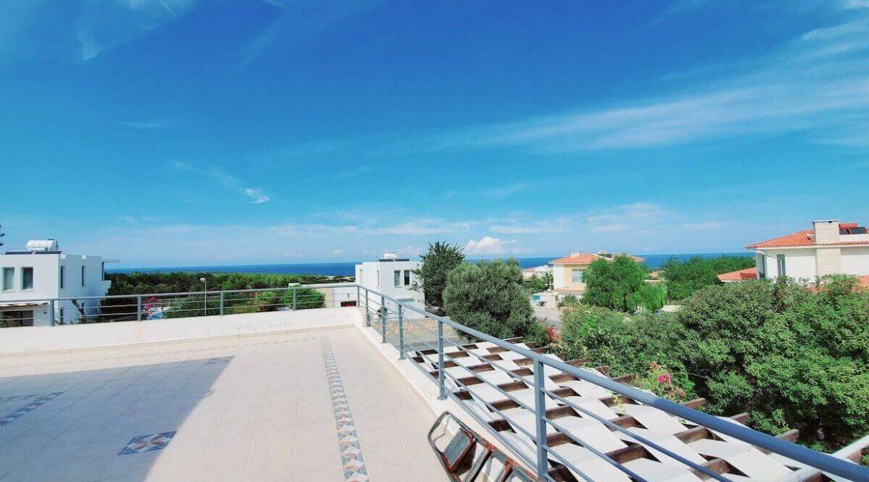 Esentepe Beachfront Exclusive Golf Villa 4 Bed - North Cyprus Property 13