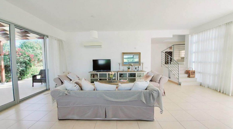 Esentepe Beachfront Exclusive Golf Villa 4 Bed - North Cyprus Property 21