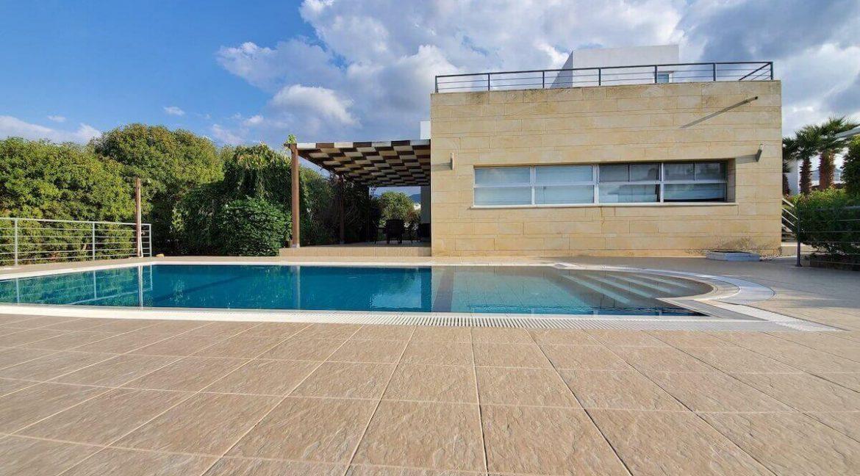 Esentepe Beachfront Exclusive Golf Villa 4 Bed - North Cyprus Property 4