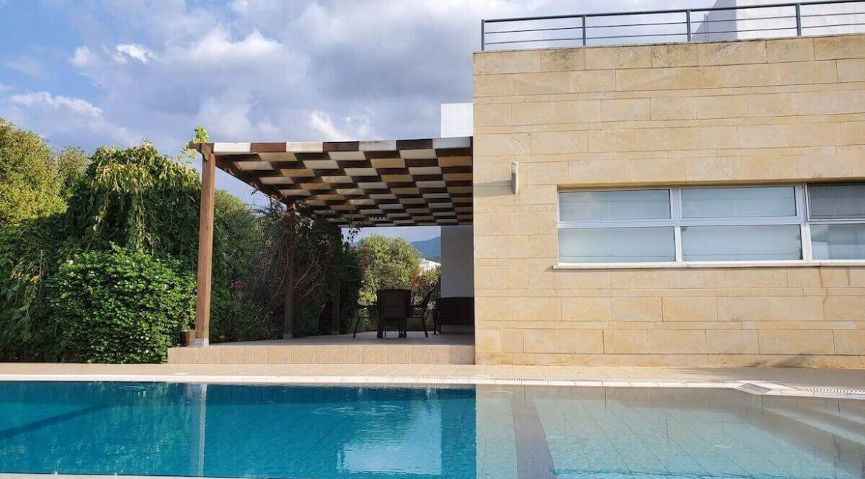 Esentepe Beachfront Exclusive Golf Villa 4 Bed - North Cyprus Property 5