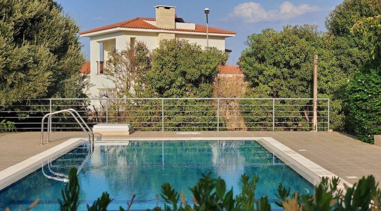 Esentepe Beachfront Exclusive Golf Villa 4 Bed - North Cyprus Property 6