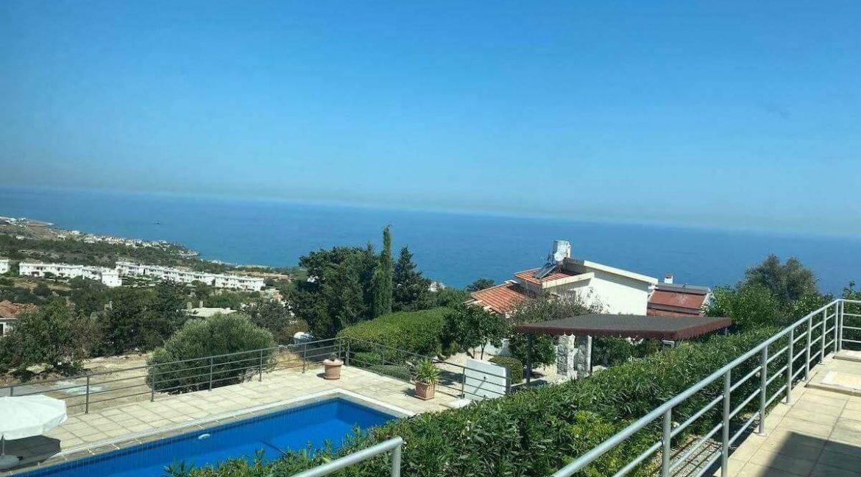 Esentepe Ultra Modern Panaroma Villa 3 Bed - North Cyprus Property 14