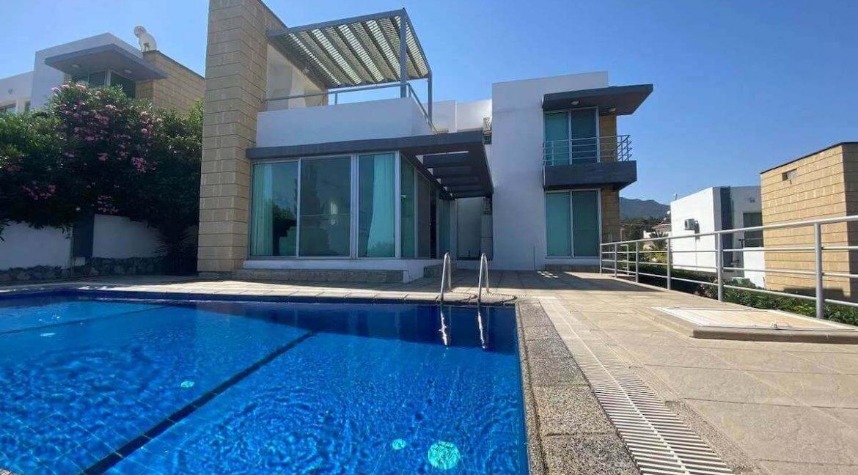 Esentepe Ultra Modern Panaroma Villa 3 Bed - North Cyprus Property 15