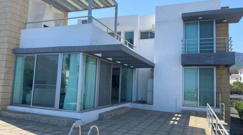 Esentepe Ultra Modern Panaroma Villa 3 Bed - North Cyprus Property 16