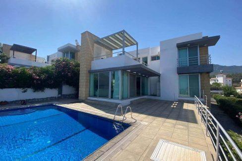 Esentepe Ultra Modern Panaroma Villa 3 Bed - North Cyprus Property 17
