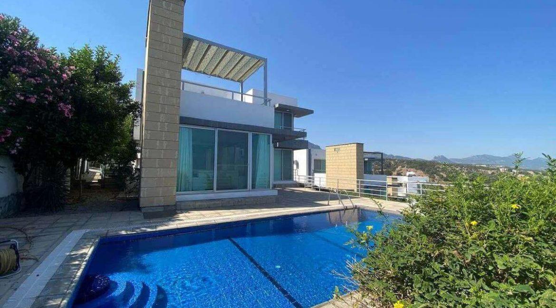 Esentepe Ultra Modern Panaroma Villa 3 Bed - North Cyprus Property 19