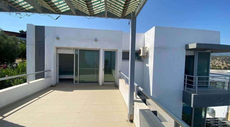 Esentepe Ultra Modern Panaroma Villa 3 Bed - North Cyprus Property 2