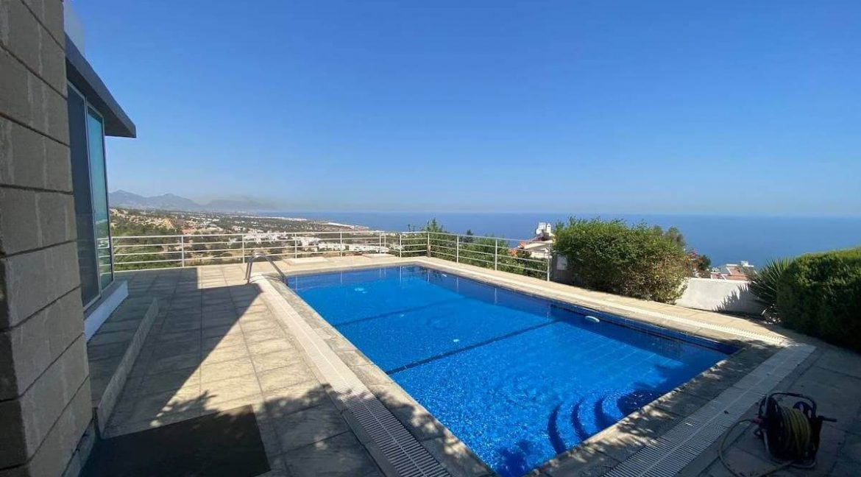 Esentepe Ultra Modern Panaroma Villa 3 Bed - North Cyprus Property 20