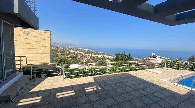 Esentepe Ultra Modern Panaroma Villa 3 Bed - North Cyprus Property 21