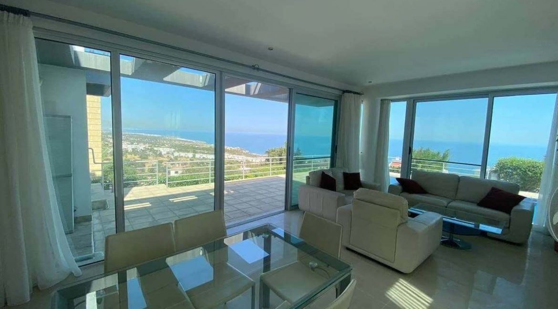 Esentepe Ultra Modern Panaroma Villa 3 Bed - North Cyprus Property 25