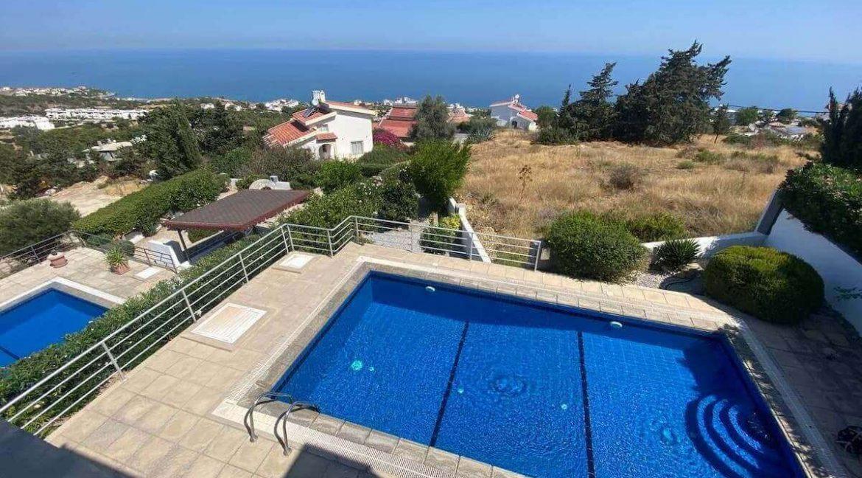 Esentepe Ultra Modern Panaroma Villa 3 Bed - North Cyprus Property 3