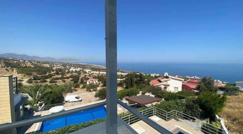 Esentepe Ultra Modern Panaroma Villa 3 Bed - North Cyprus Property 4