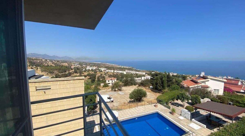 Esentepe Ultra Modern Panaroma Villa 3 Bed - North Cyprus Property 9