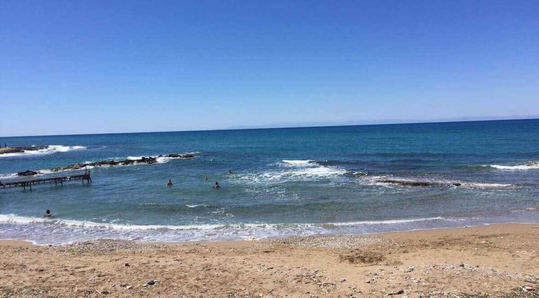 Beach in Karaoglanoglu - North Cyprus 1