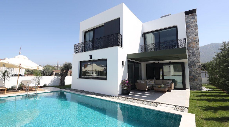 Kyrenia Luxury Olive Villas - North Cyprus Property 13