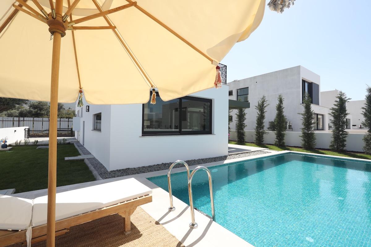 Kyrenia Ultra Modern Villa Olive 3 Bed