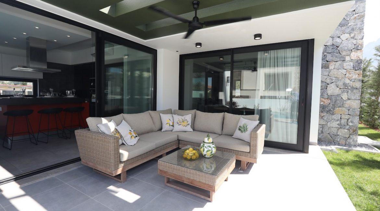 Kyrenia Luxury Olive Villas - North Cyprus Property 15