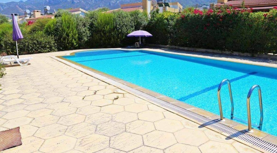 Ozankoy Luxury Seaview Bungalow 3 Bed - North Cyprus Property 1