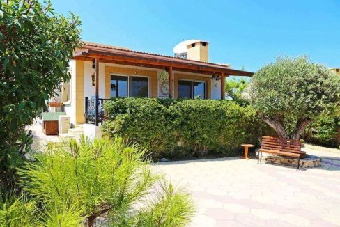 Ozankoy Luxury Seaview Bungalow 3 Bed - North Cyprus Property 12