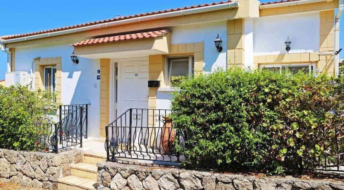 Ozankoy Luxury Seaview Bungalow 3 Bed - North Cyprus Property 13