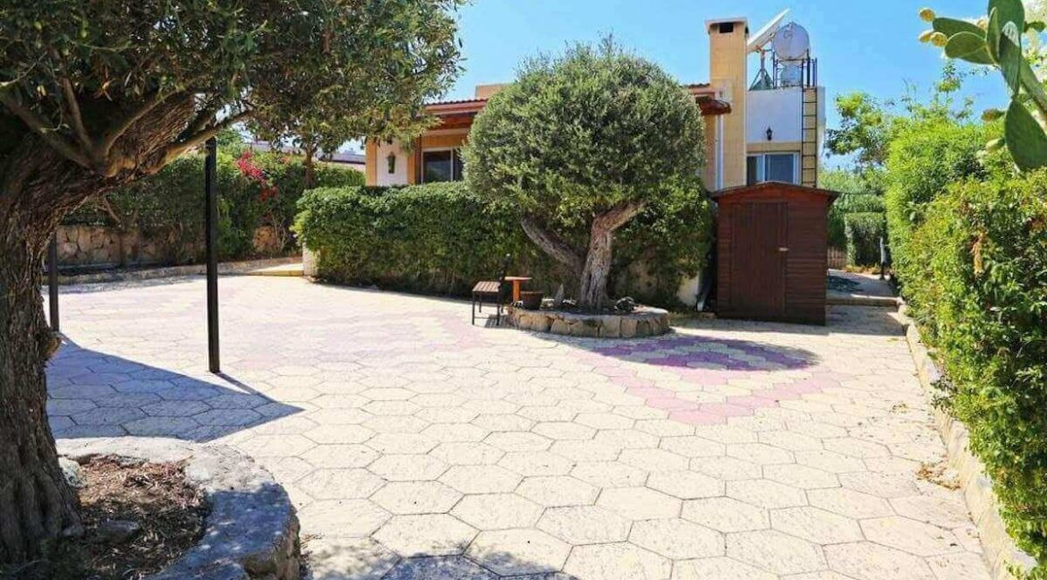 Ozankoy Luxury Seaview Bungalow 3 Bed - North Cyprus Property 2