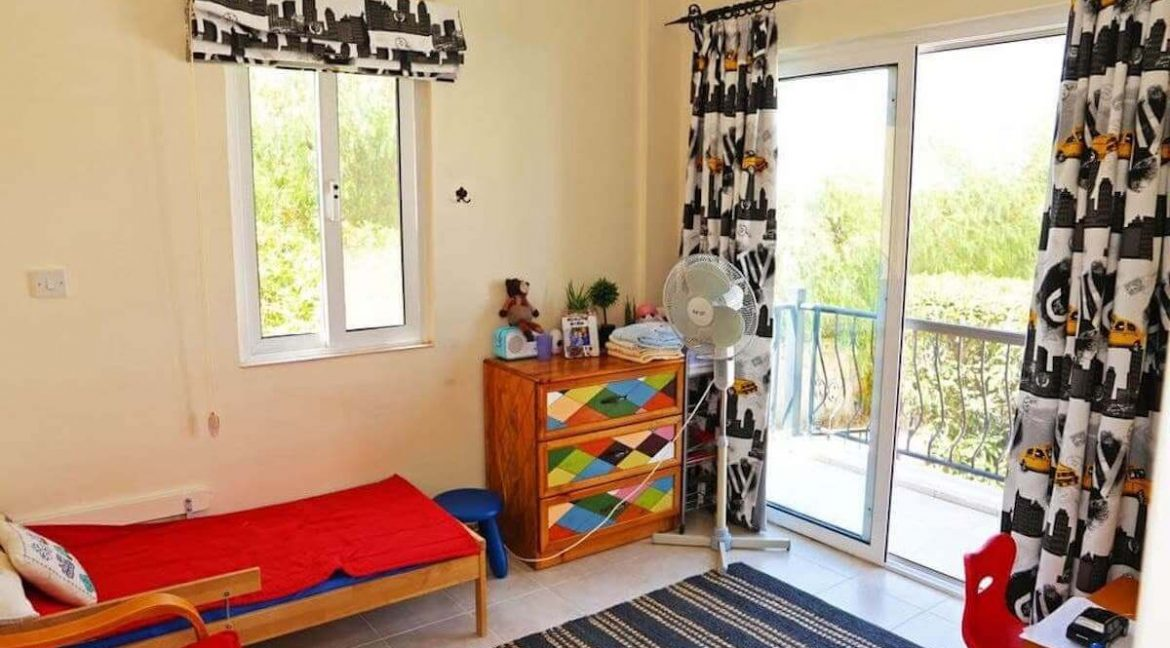 Ozankoy Luxury Seaview Bungalow 3 Bed - North Cyprus Property 21