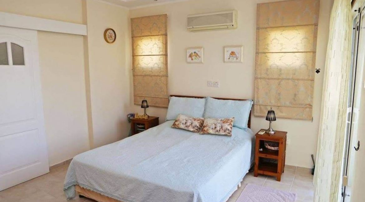 Ozankoy Luxury Seaview Bungalow 3 Bed - North Cyprus Property 23