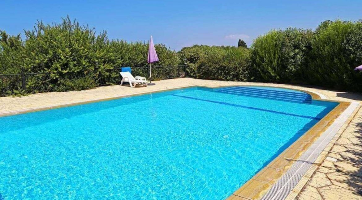 Ozankoy Luxury Seaview Bungalow 3 Bed - North Cyprus Property 3