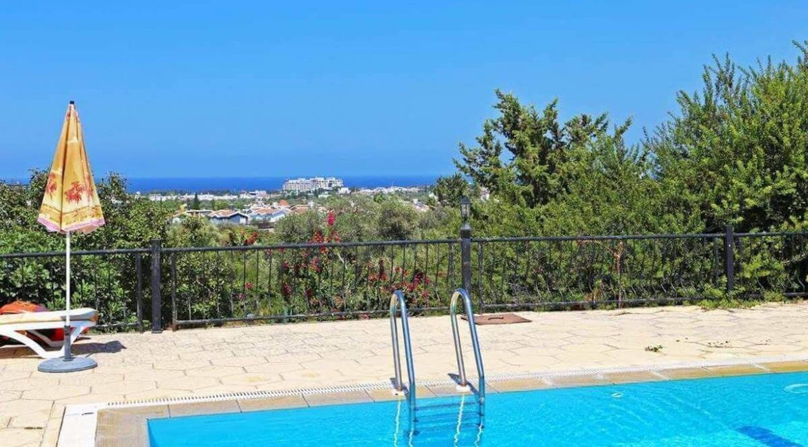 Ozankoy Luxury Seaview Bungalow 3 Bed - North Cyprus Property 5
