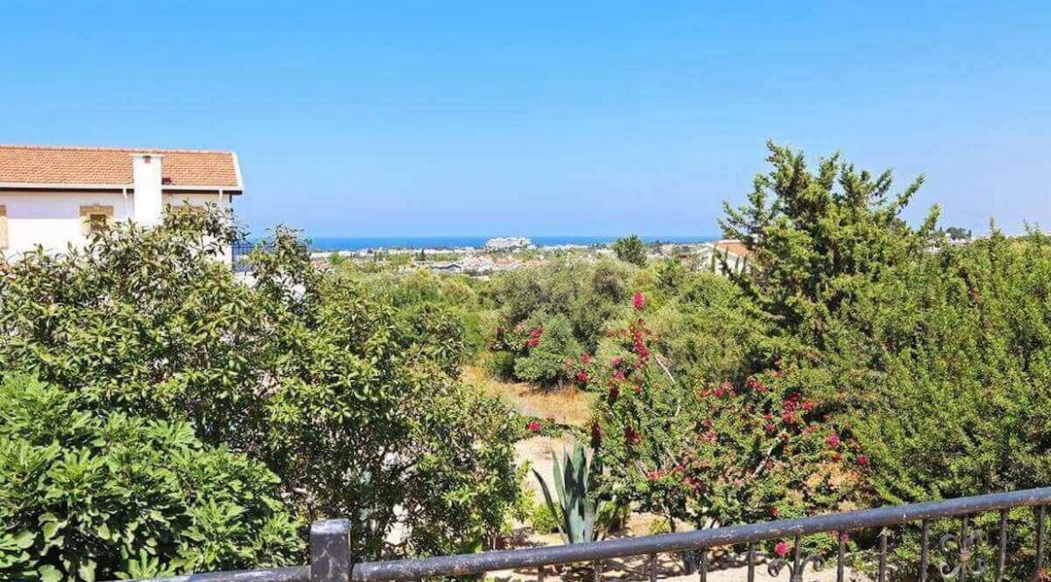 Ozankoy Luxury Seaview Bungalow 3 Bed - North Cyprus Property 6
