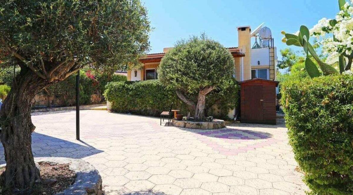 Ozankoy Luxury Seaview Bungalow 3 Bed - North Cyprus Property 7
