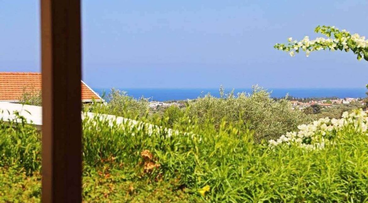 Ozankoy Luxury Seaview Bungalow 3 Bed - North Cyprus Property 9