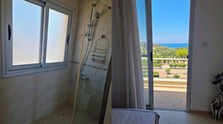 Tatlisu Coast Seaview Penthouse 2 Bed - North Cyprus Property 1