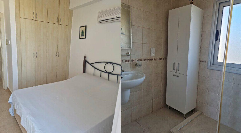 Tatlisu Coast Seaview Penthouse 2 Bed - North Cyprus Property 10
