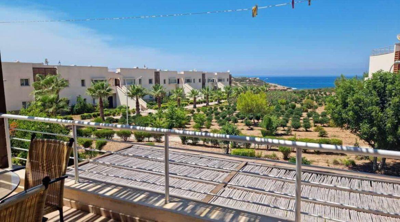 Tatlisu Coast Seaview Penthouse 2 Bed - North Cyprus Property 14