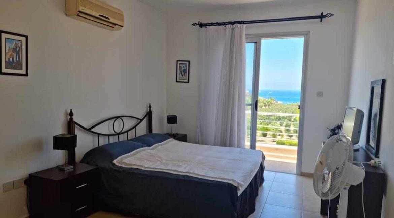 Tatlisu Coast Seaview Penthouse 2 Bed - North Cyprus Property 16