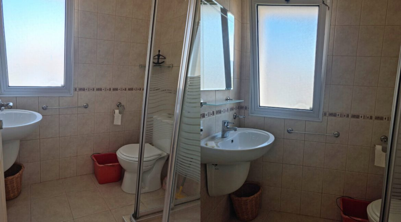 Tatlisu Coast Seaview Penthouse 2 Bed - North Cyprus Property 19