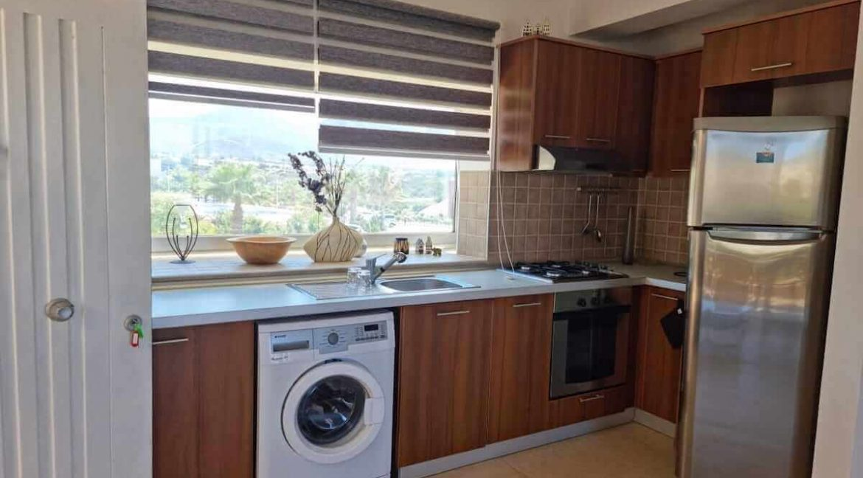 Tatlisu Coast Seaview Penthouse 2 Bed - North Cyprus Property 21