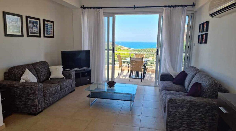 Tatlisu Coast Seaview Penthouse 2 Bed - North Cyprus Property 23