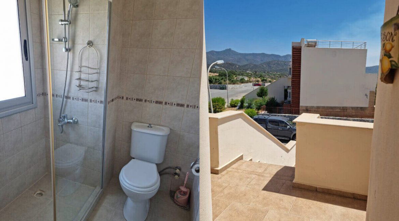 Tatlisu Coast Seaview Penthouse 2 Bed - North Cyprus Property 6