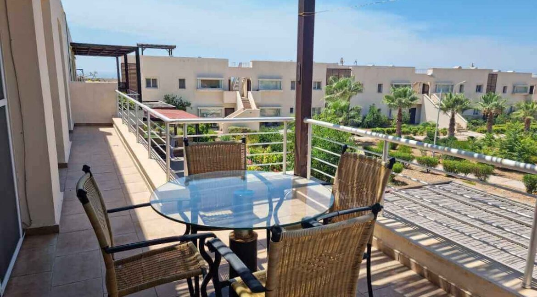Tatlisu Coast Seaview Penthouse 2 Bed - North Cyprus Property 8