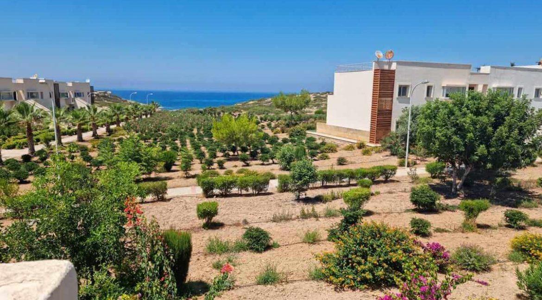 Tatlisu Coast Seaview Penthouse 2 Bed - North Cyprus Property 9