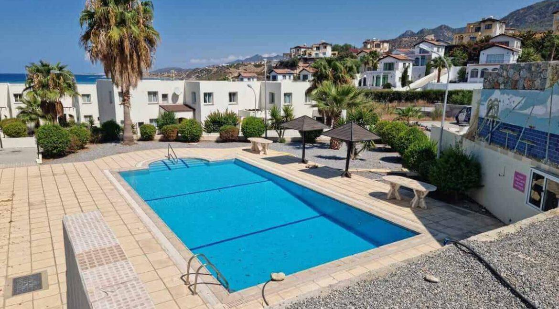 Bahceli Bay Seaview Mini Villa 2 Bed - North Cyprus Property 18