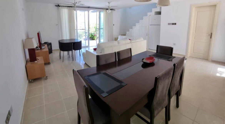 Bahceli Bay Seaview Mini Villa 2 Bed - North Cyprus Property 2