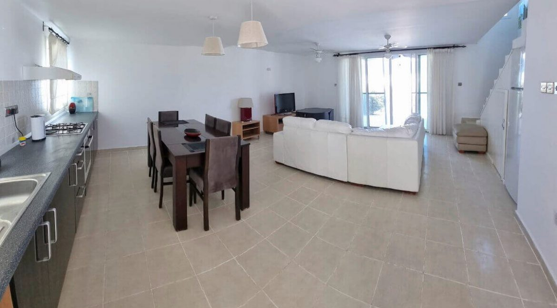 Bahceli Bay Seaview Mini Villa 2 Bed - North Cyprus Property 20