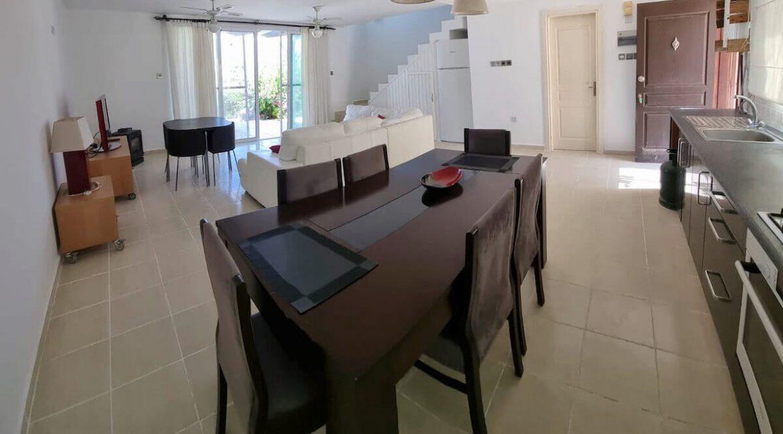 Bahceli Bay Seaview Mini Villa 2 Bed - North Cyprus Property 23