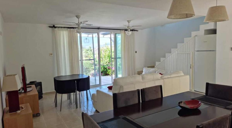 Bahceli Bay Seaview Mini Villa 2 Bed - North Cyprus Property 24