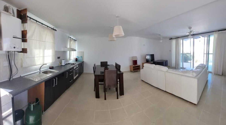 Bahceli Bay Seaview Mini Villa 2 Bed - North Cyprus Property 25