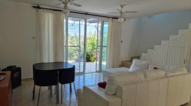 Bahceli Bay Seaview Mini Villa 2 Bed - North Cyprus Property 28